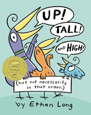 Up, Tall and High! image cover