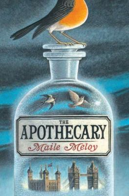 The apothecary image cover