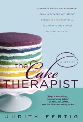 The Cake Therapist  image cover