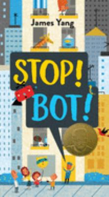 Stop! Bot! image cover