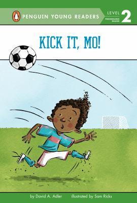 Kick it, Mo! image cover