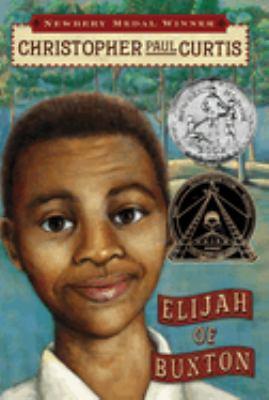 Elijah of Buxton image cover