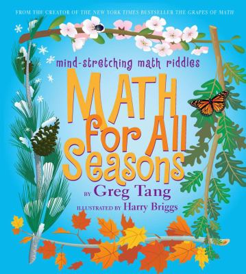 Math for all seasons : mind-stretching math riddles image cover