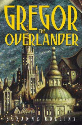 Gregor the Overlander  image cover