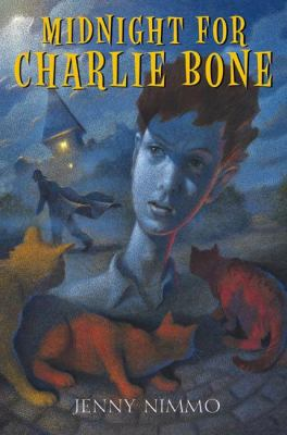 Midnight for Charlie Bone  image cover