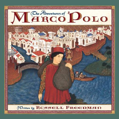 The adventures of Marco Polo image cover