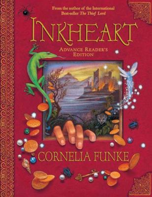 Inkheart  image cover