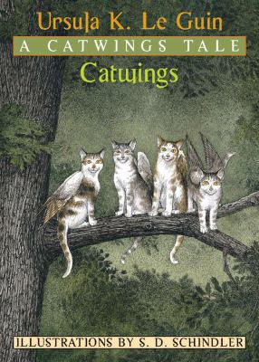 Catwings image cover