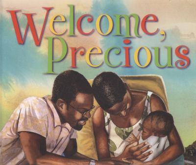 Welcome, Precious image cover