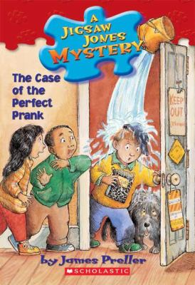 The Case of the Perfect Prank image cover