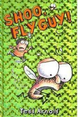 Shoo, Fly Guy! image cover