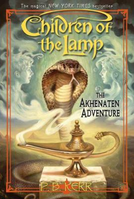 The Akhenaten Adventure  image cover