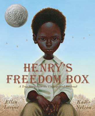 Henry's Freedom Box: A True Story from the Underground Railroad image cover