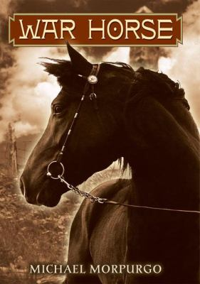 War horse image cover