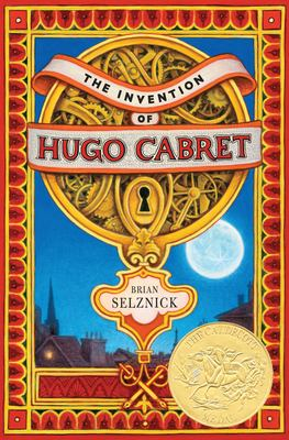 The Invention of Hugo Cabret: A Novel in Words and Pictures image cover