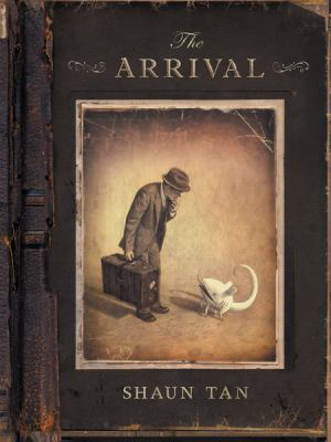 The Arrival  image cover