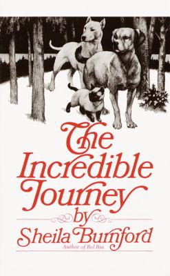 The Incredible Journey image cover