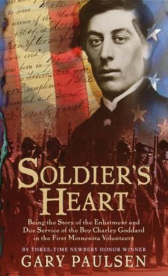 Soldier's Heart  cover