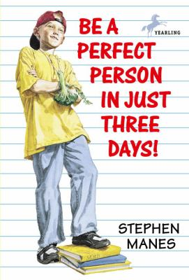 Be a perfect person in just three days! image cover
