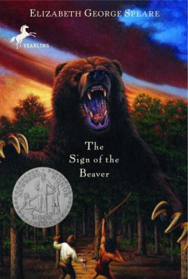 The sign of the beaver image cover