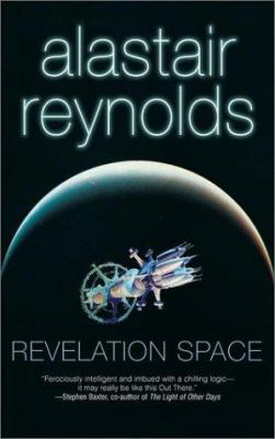 Revelation Space  image cover