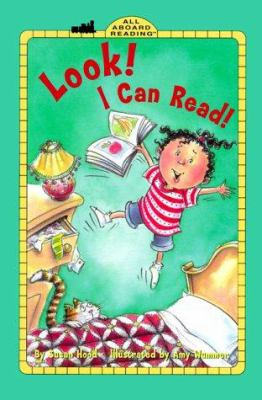 Look! I can read! image cover