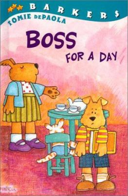 Boss for a day image cover