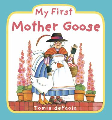 My First Mother Goose  image cover