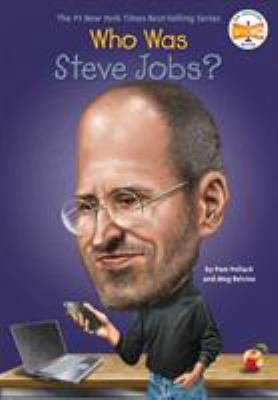 Cover image for Who was Steve Jobs?