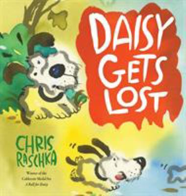 Daisy gets lost image cover