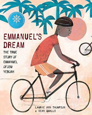Emmanuel's Dream: The True Story of Emmanuel Ofosu Yeboah image cover