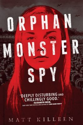 Orphan Monster Spy image cover