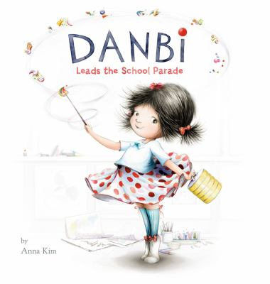 Danbi leads the school parade image cover
