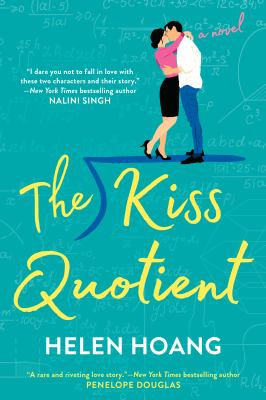 The Kiss Quotient image cover
