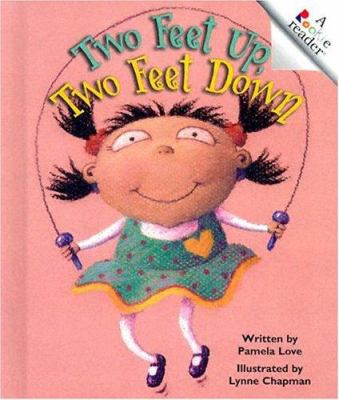 Two feet up, two feet down image cover