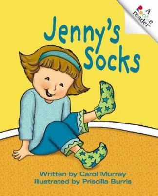 Jenny's socks image cover
