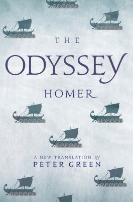 The Odyssey image cover