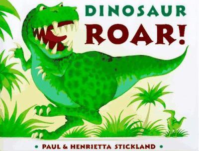 Dinosaur roar! image cover