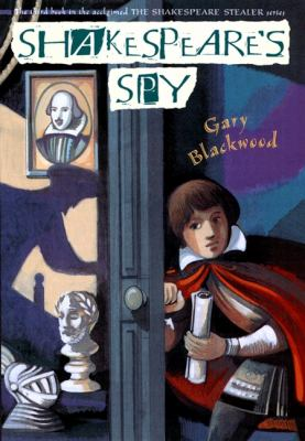 Shakespeare's spy image cover
