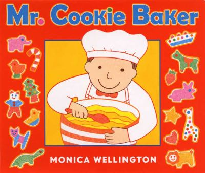 Mr. Cookie Baker  image cover