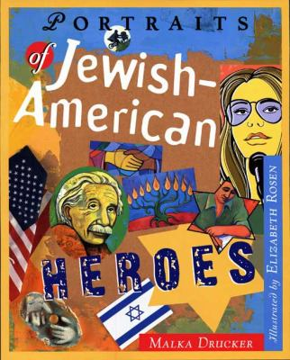 Portraits of Jewish American heroes image cover