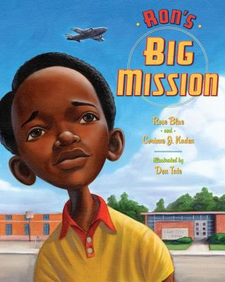 Ron's Big Mission image cover