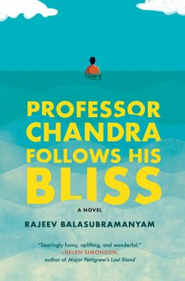 Professor Chandra Follows His Bliss image cover