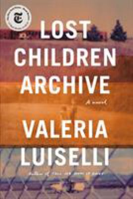 Lost Children Archive image cover