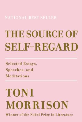 The Source of Self-Regard : Selected Essays, Speeches, and Meditations image cover