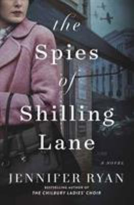 The Spies of Shilling Lane image cover