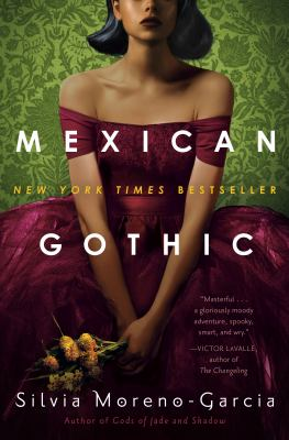 Mexican Gothic image cover