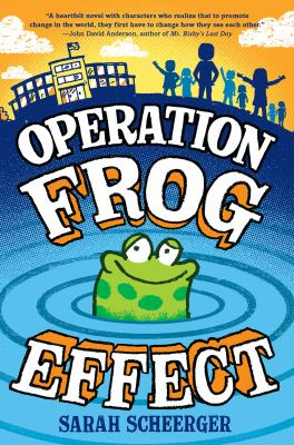Operation frog effect image cover