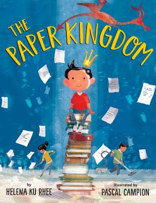 The paper kingdom image cover