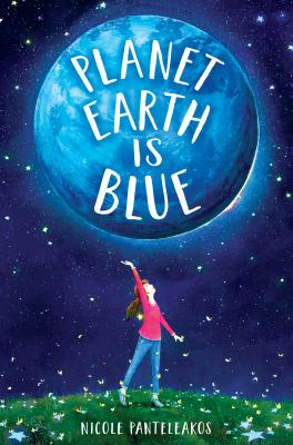 Planet Earth is blue image cover